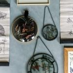 Botanikos temos paveikslai, plakaitai ir kt. dekoracijos