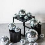 Disko kamuoliai - nuo 5-30 cm, viso 33 vnt