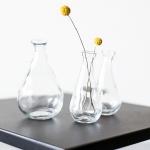 Netaisyklingos formos vazelės - 12 - 15 cm (H)