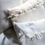 Boho stiliaus pagalvėlės