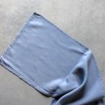 Dusty blue spalvos stalo takelis - 30 x 300 cm, 8 vnt