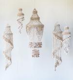 Kriauklyčių sietynai, nuo 30 - 80 cm