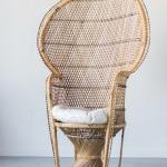 Pintas krėslas, 140 cm (H)