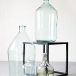 Didieji buteliai - nuo 30 x 70 cm (H)