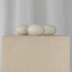 Mažos pastelinės vazelės: 30 - 18 cm (H)